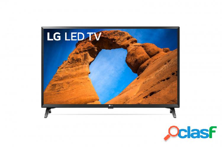 Lg smart tv led 32lk540bpua 32'', hd, widescreen, negro