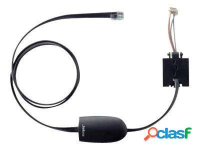 Jabra dispositivo para descolgar 14201-31 para jabra go/pro series, negro