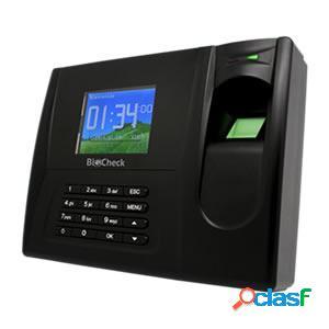 Biocheck control de acceso y asistencia biométrico ta-1000, 35 usuarios