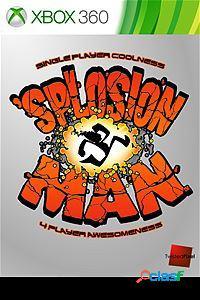 Splosion man, xbox 360 - producto digital descargable