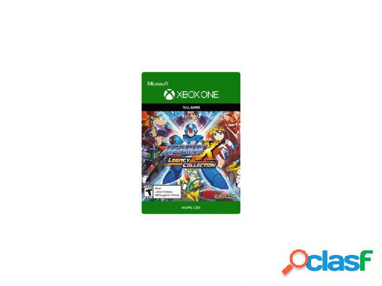 Mega man x legacy collection 1, xbox one - producto digital descargable