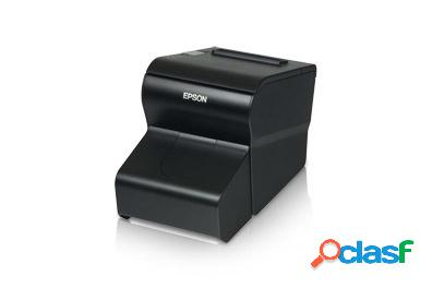 Epson tm-88v-dt, impresora de tickets, térmico, alámbrico, ethernet, negro