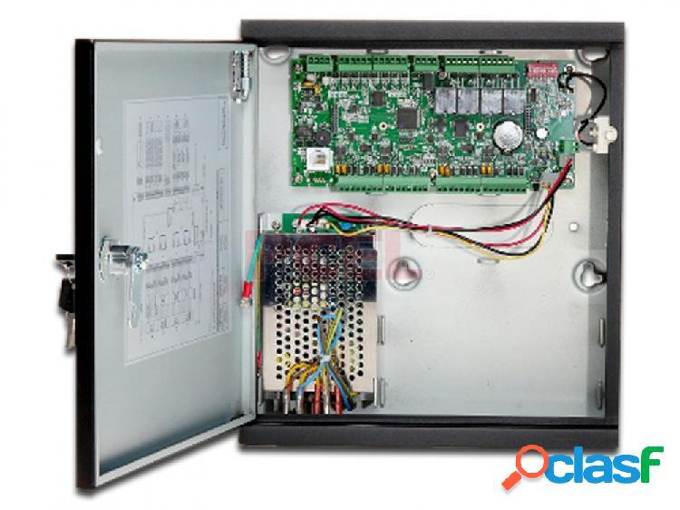 Dahua panel controlador de acceso para 4 puertas asc1204c, 100.000tarjetas, 300.000 registros