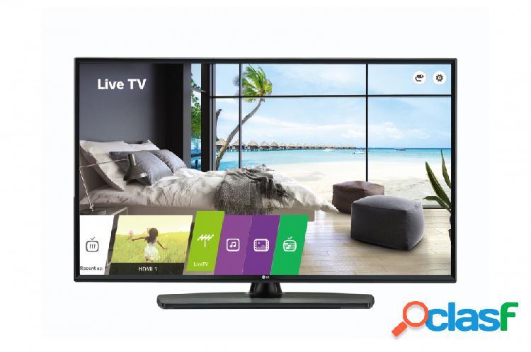 "Lg 49uu670h pantalla comercial led 49"", 4k ultra hd, widescreen, negro"
