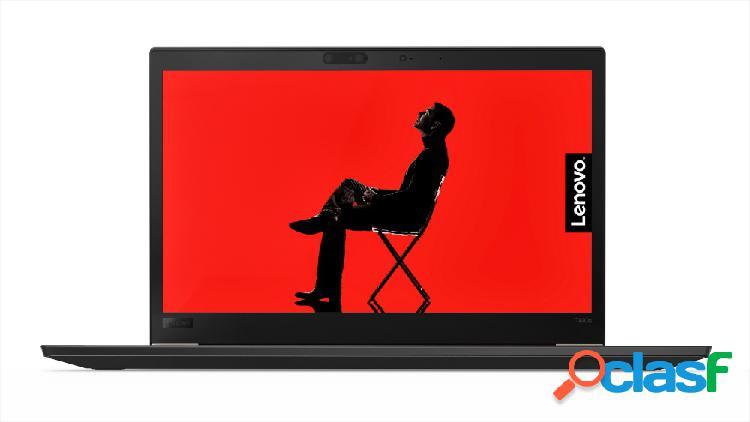 "Laptop lenovo thinkpad t480s 14"" full hd, intel core i5-8350u 1.70ghz, 8gb, 256gb ssd, windows 10 pro 64-bit, negro - teclado en inglés"