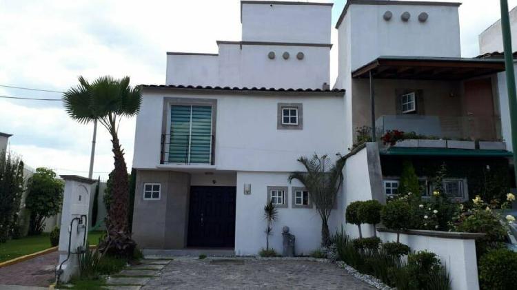 Casa inteligente en venta colinas de san jose tlalnepantla