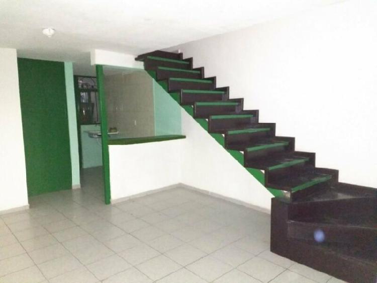 Casa renta cerrito colorado privada 3 rec puerta eléctrica