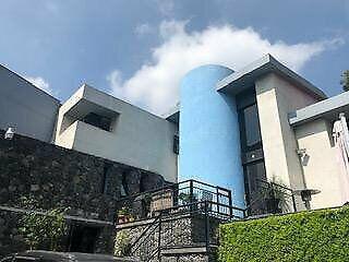 Hermosa casa en venta san nicolas totolapan 3 recamaras