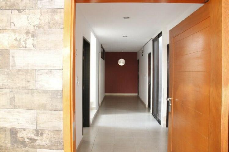Habitación amueblada para ejecutivos/ residentes imss t-1