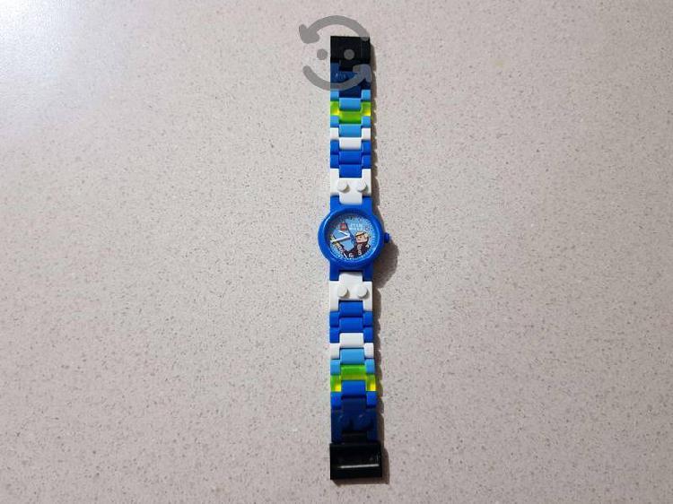 Hermoso reloj lego star wars original