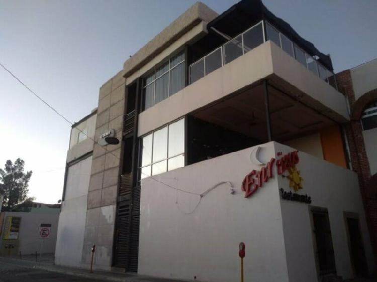 Locales en renta zona centro chihuahua