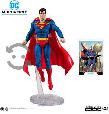 Mcfarlane superman figura dc multiverse