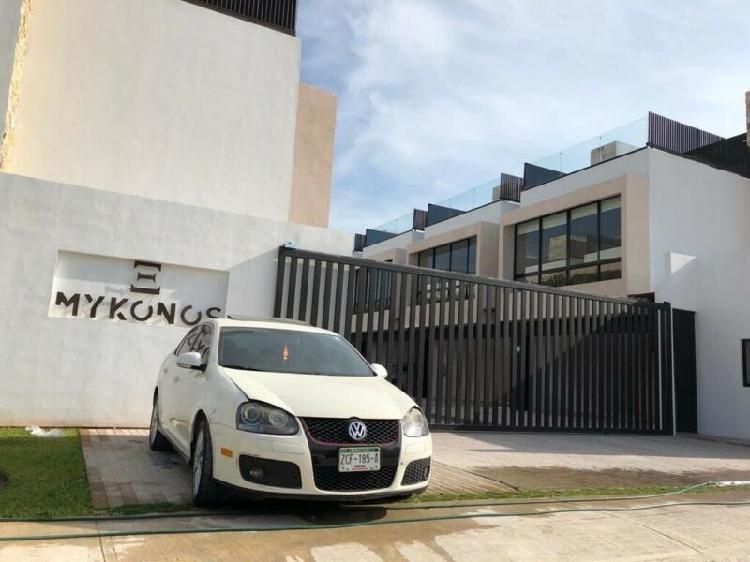 Mykonos. renta- venta de villa town house amueblado de lujo