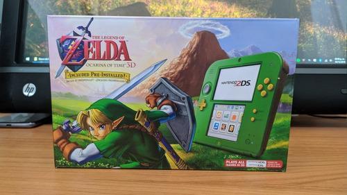 Nintendo 2ds link edition - nuevo