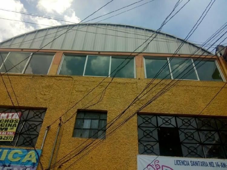 Oficina en renta de 150 m2 en moctezuma 1a secc, venustiano