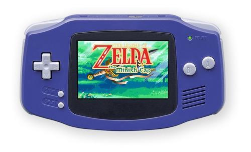 Zelda juegos gameboy advance para pc/android (490+ roms)
