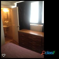 Habitacion con baño completo para 1 persona incl, servicios prox chapultepec