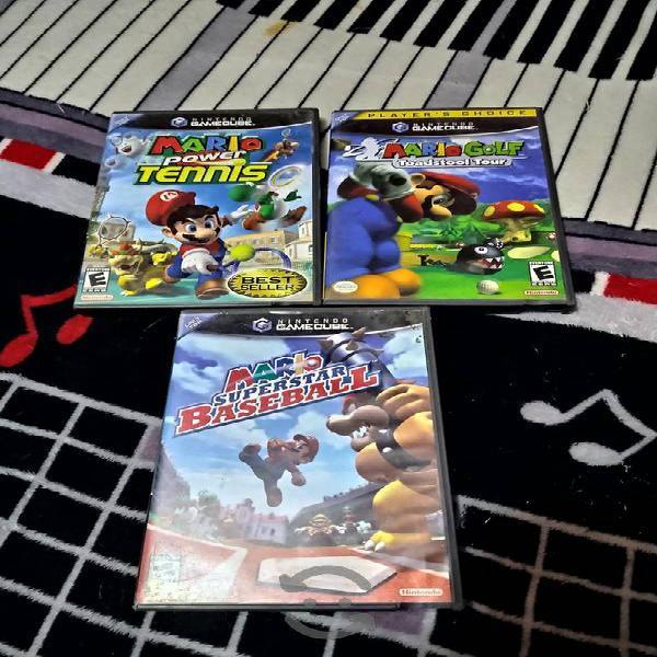 Juegos para game cube