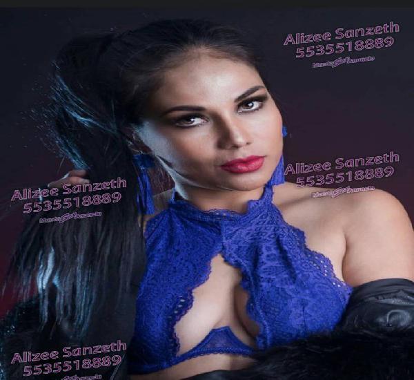 Alizee Sanzeth escort vip - Modelwebcam