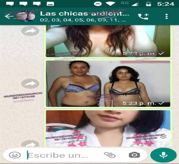 CHAT CANDENTE