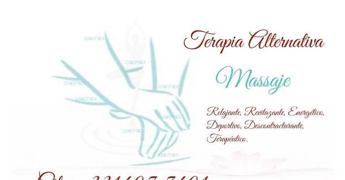 Cansado de buscar?? Terapia Alternativa de masaje calidad Pr