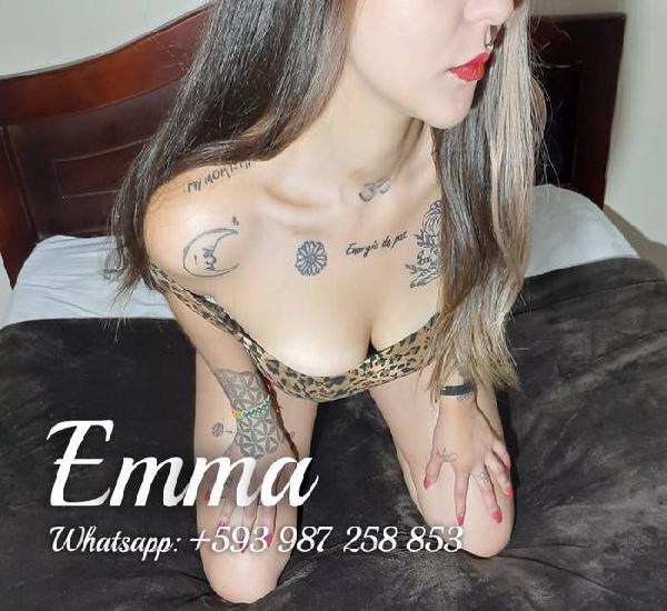Emma tu putita virtual por videollamadas y packs
