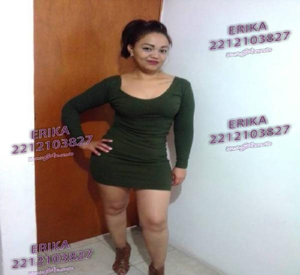 ERIKA ESCORT DE 30 AÑOS SUPER CALIENTE Y CACHONDA