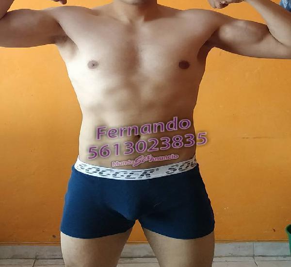 Fernando excelente trato a mujeres y parejas hetero