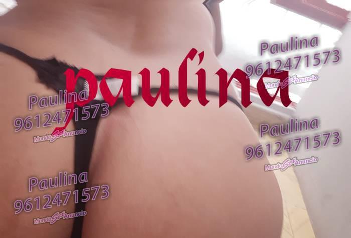 Paulina promo oral al natural 200 lugar centro