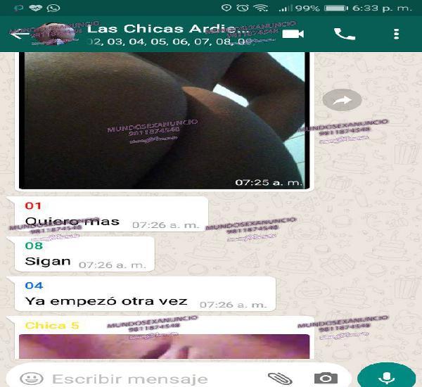 SALA DE CHAT ERÓTICO