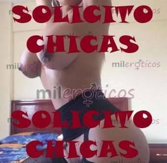 SOLICITÓ CHICAS CON GANAS DE GANAR $$$
