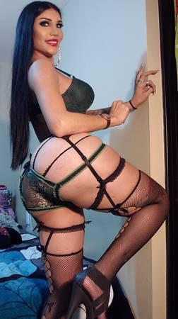 Samantha sexy transexual
