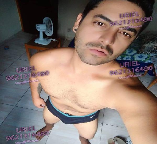URIEL JOVEN GUAPETON DEPORTIVO MACHÍN SEXOSERVICIO AMBOS SE