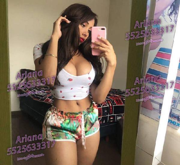 Ariana transexual de 21 años disponible en tu ciudad