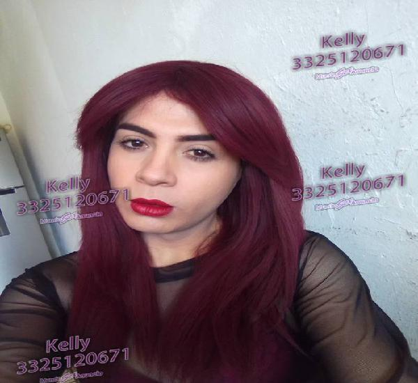 Ofrezco mis servicios de sexo soy una chica trans pasiva