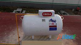 Tanque de 300lts con instalación en tlalnepantla en tlalnepantla de baz, estado de méxico