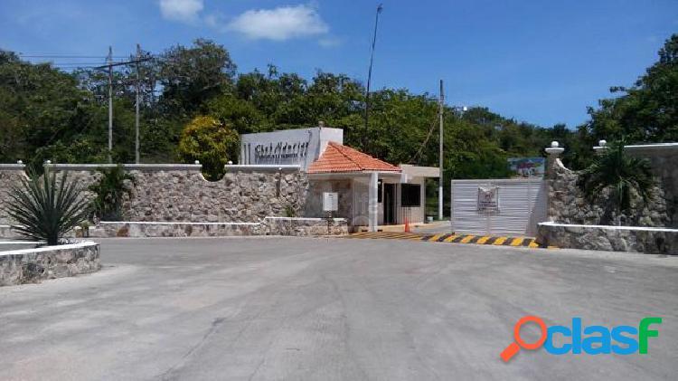Terreno habitacional en venta en lerma centro, campeche, campeche