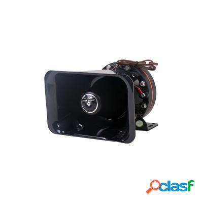 Epcom bocina de uso rudo xyd-200, 200w, negro