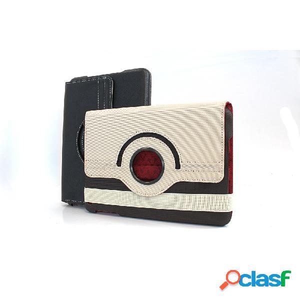 Vorago funda tc-300 para tablet 9.7'' beige/rojo