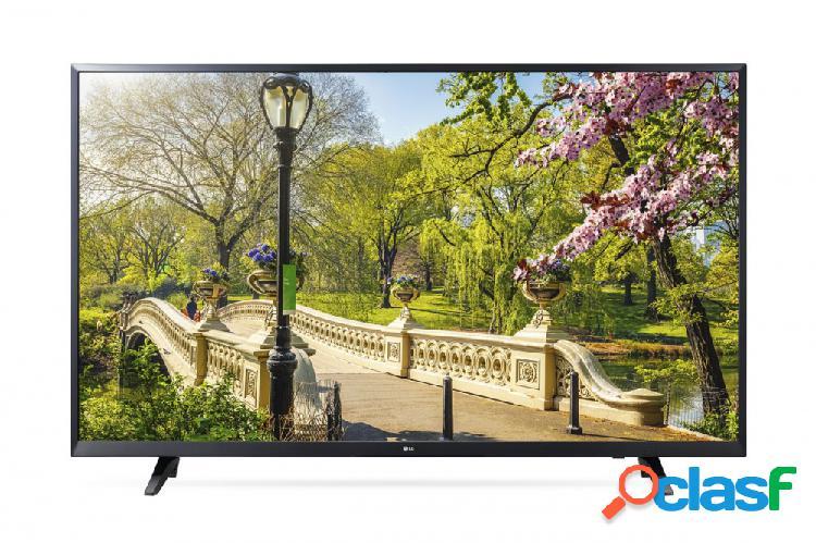 Lg smart tv led 55uj6200 55'', 4k ultra hd, negro