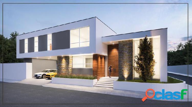 Casa venta alamo sur carretera nacional santiago nl