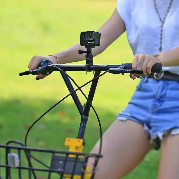 Adaptador para gopro y cámaras de accion