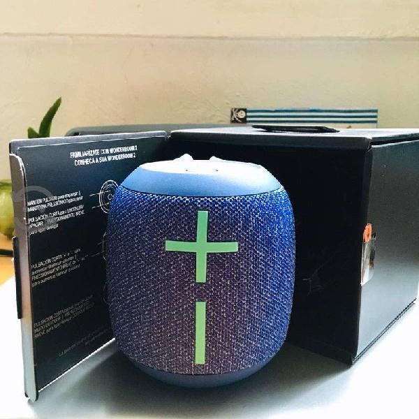 Altavoz portátil bluetooth azul ultimate ears