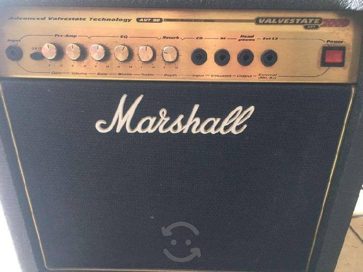 Amplificador marshall avt 20 2000 combp