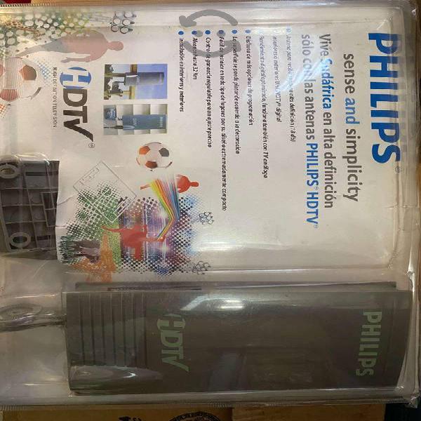 Antena interna para alta definición philips