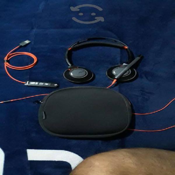 Audifonos con micrófono plantronics mod. c5220t