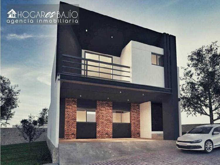 Casa en preventa en residencial porta toscana en leon gto
