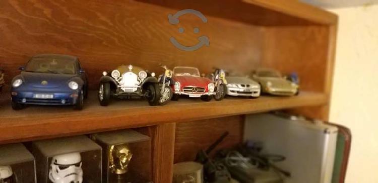 Colección autos burago escala 1:18