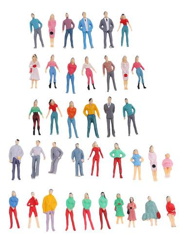 Disposición de la figura del pasajero escala ho 1/50 para