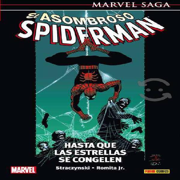 El asombroso spiderman 2: hasta que las estrellas